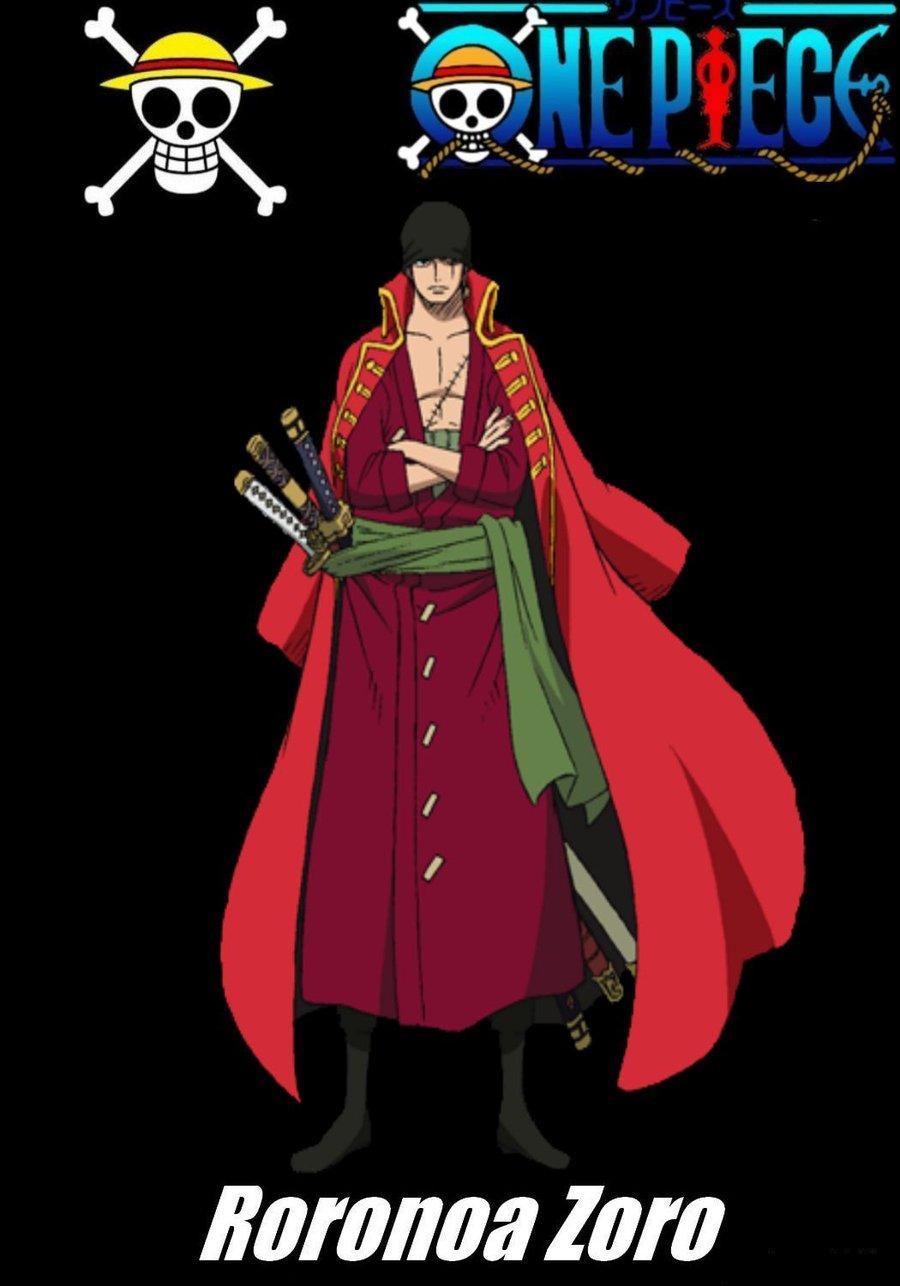 rorono zoro in one piece z 7 fan arts your daily anime
