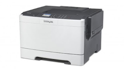 Lexmark CS410DNW Driver Download