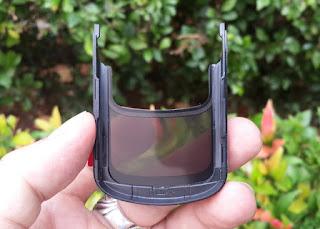 Keypad Cover Panel Nokia 8600 Luna Masterpiece