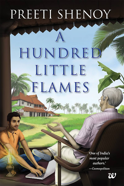 A Hundred Little Flames Preeti Shenoy