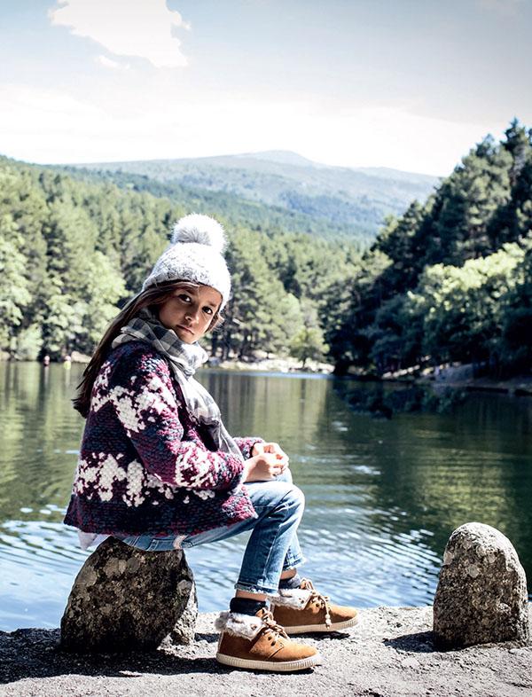 Moda invierno 2018 infantil. Ropa para niñas otoño invierno 2018: abrigos, pantalones, accesorios.