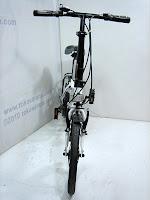 C 16 Inch Fold-X Sakura 7005 Alumunium Alloy Folding Bike