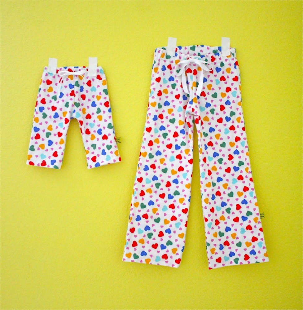 photo about Printable Pajama Pants Pattern referred to as PJ Trousers Manufactured Day-to-day