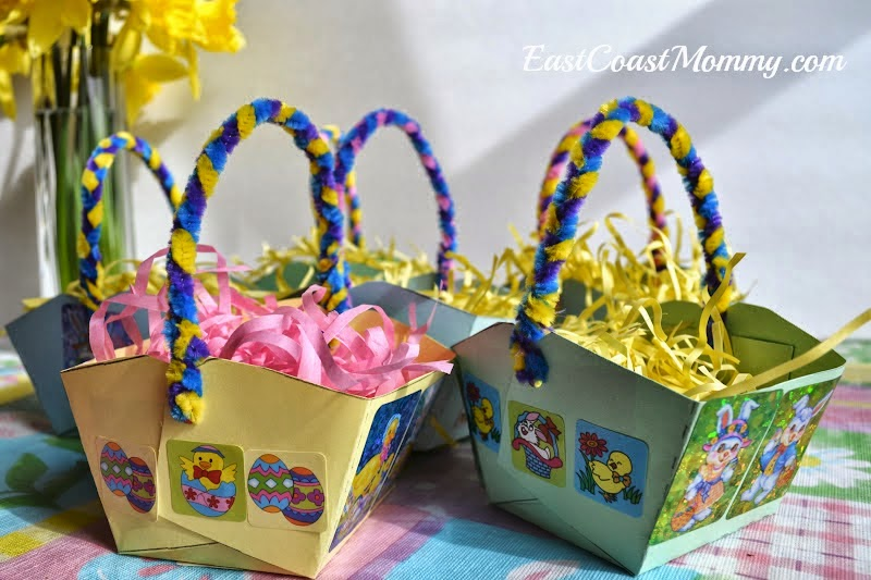 East coast mommy 10 eggceptional easter printables wouldnt these make cute place cards or special treats to share with friendsneighbours to download the easter basket template click here negle Choice Image