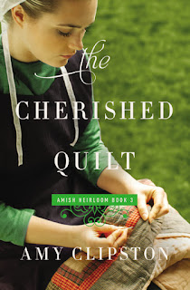 The Cherished Quilt by Amy Clipston