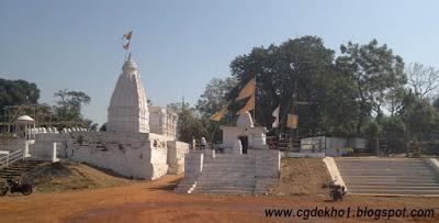 Mama Bhacha Temple Rajim