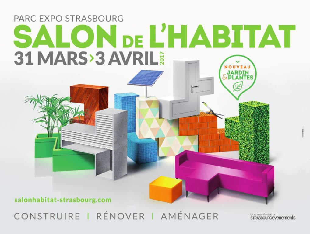 Salon de l habitat 2017 inspirations et tendances pour for Salon de l habitat metz 2017