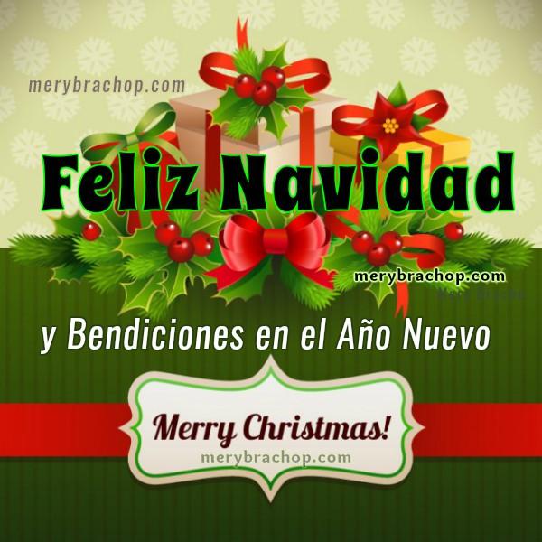 Frases navide as cristianas im genes de feliz navidad con - Tarjetas navidenas cristianas ...