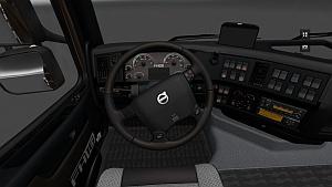 Black & Grey interior