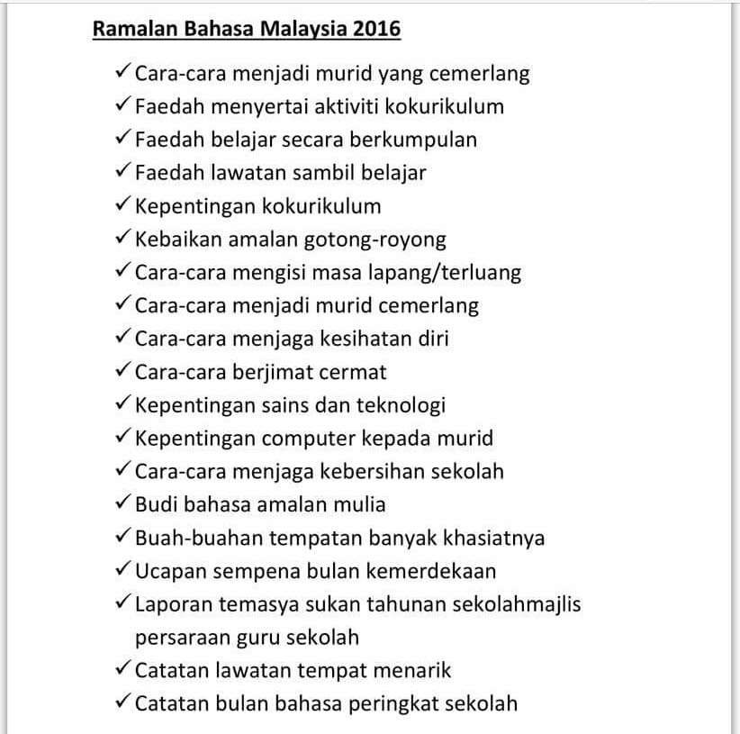 bahasa melayu essay Format thesis bahasa melayu ranked #1 by 10,000 plus clients for 25 years our certified resume writers have been developing compelling resumes, cover letters, professional bios, linkedin profiles and other personal branding documentation to get clients into the doors of top employers – everyday.