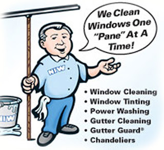 Thank you for window cleaning referrals