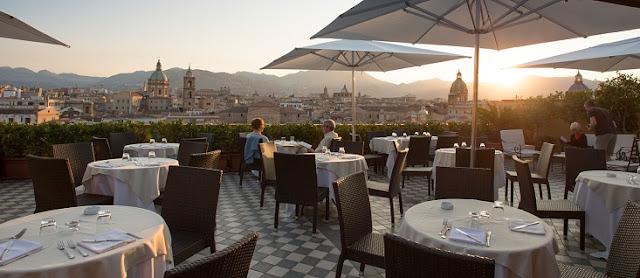 Restaurante em Palermo