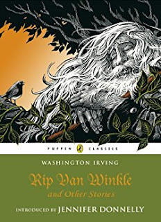 Rip Van Winkle and Other Stories by Washington Irving  (Author