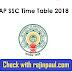 AP SSC Time Table 2018 10th Class Exam Date Sheet