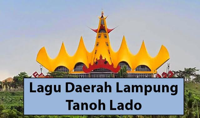 Lirik Lagu Tanoh Lado