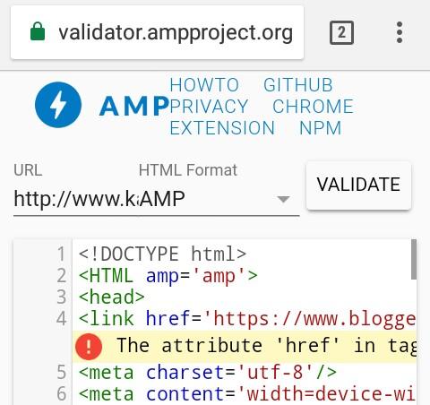alasan migrasi blog ke thema amp