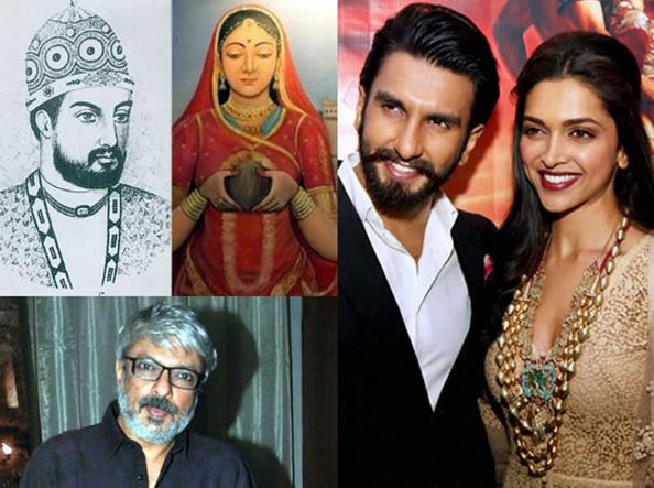Image result for padmavati actors