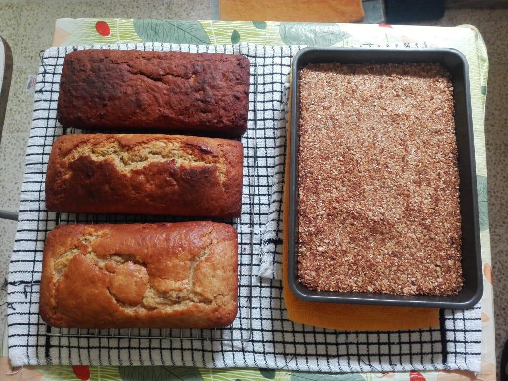 Edible Shoots Baking Up A Storm