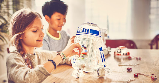 Wanted: Star Wars Droid Inventors