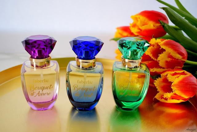 Perfumy Faberlic 3x Bouquet de…