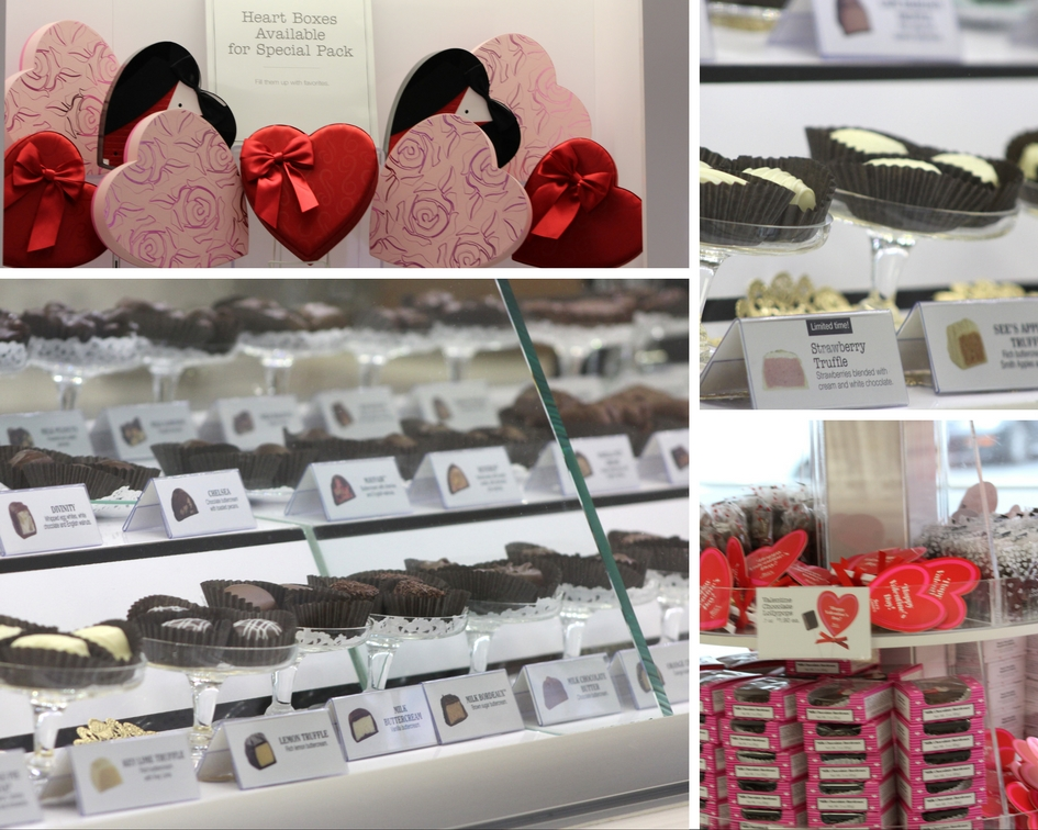 Giveaway celebrate valentine's day with see's candies ($25 gift.