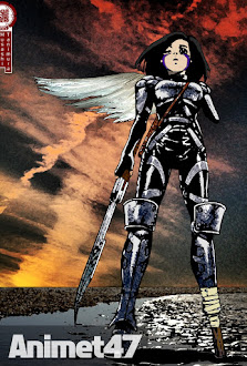 Gunnm -Battle Angel Alita -  2012 Poster