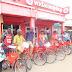 Vodacom yakabidhi baiskeli kwa mawakala wake Musoma