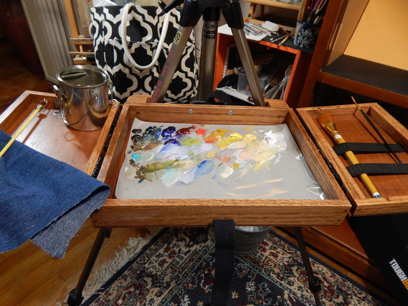 Lammert Paint Box