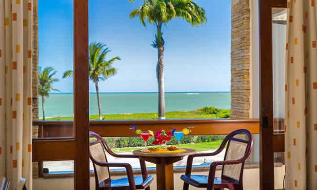 Quinta do Sol Praia Hotel - Hospedagem Beira-mar