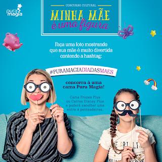 """Concurso Cultural """"Minha Mãe É Uma Figura"""""""