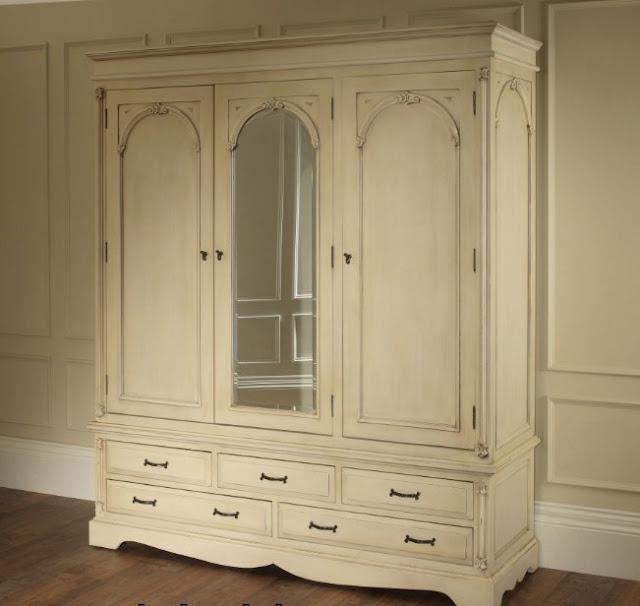 model lemari baju 3 pintu terbaru