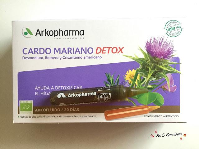 Cardo Mariano Detox