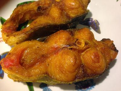 Ikan Patin Buah Goreng Pun Soodaap