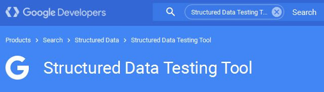 Error Structured Data Blog