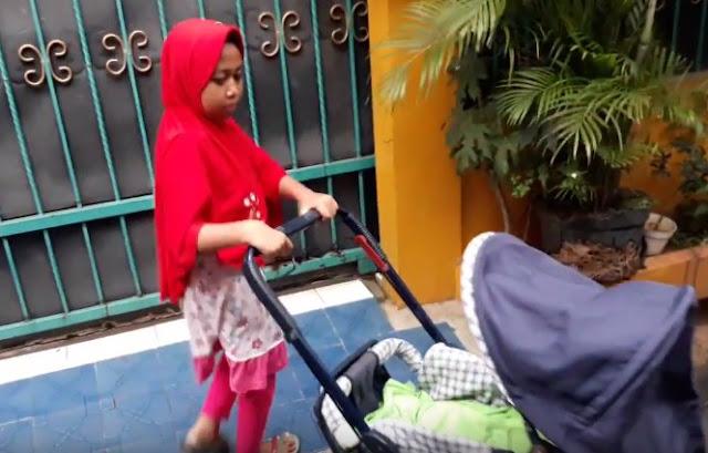 Tips Memiih Kereta Dorong (Stroller) Bayi