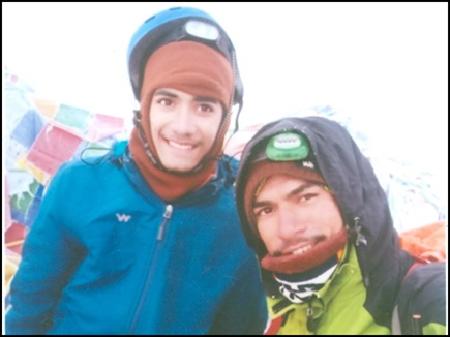 14 साल के अद्वैत विश्व के चौथे युवा पर्वतारोही बने | INDORE NEWS