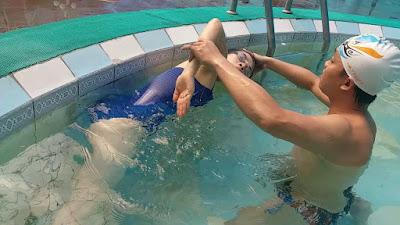 Động tác thở nước