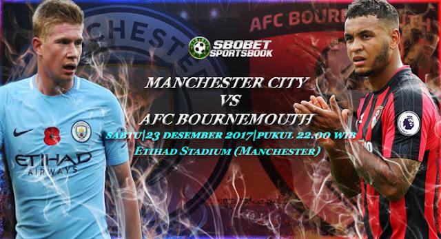 Prediksi Sepakbola Manchester City vs AFC Bournemouth