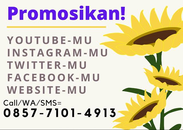 jasa tambah subscribers followers youtube facebook twitter instagram