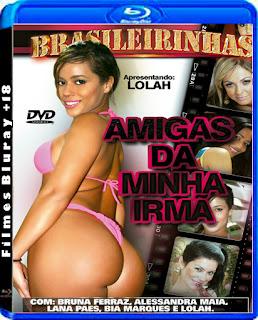 Brasileirinhas Amigas da Minha Irmã DVDRip Torrent Download (2013)