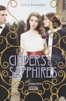 book cover of Cinders & Sapphires by Leila Rasheed published by Disney Hyperion