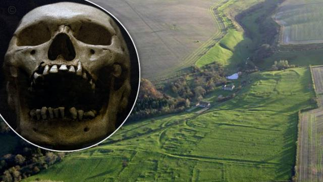 """Horrifying! """"Zombie"""" Mass Grave Discover In Abandoned Village"""