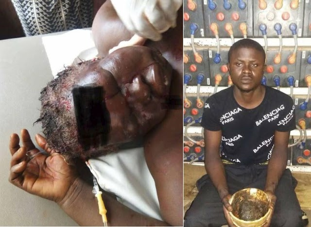 29-year-Old Man Arrested by Lagos State Police Attempt To Murder His Mother For Money Rituals