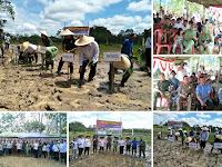 Program Cetak Sawah, Targetkan 1 Juta Hektar Se Indonesia
