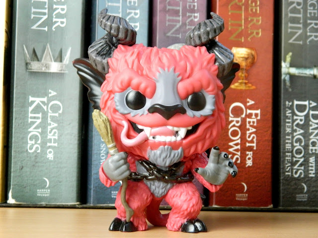 Krampus Horror Pop Vinyl Funko Chase