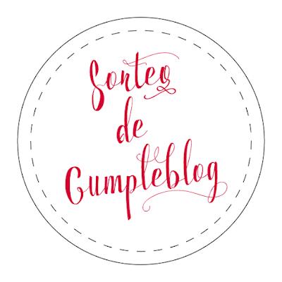 Sorteo de Cumpleblog
