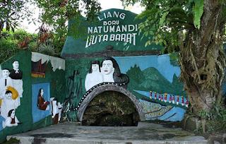 Jalan - Jalan ke Obyek Wisata Goa Natumandi Hutabarat Tarutung