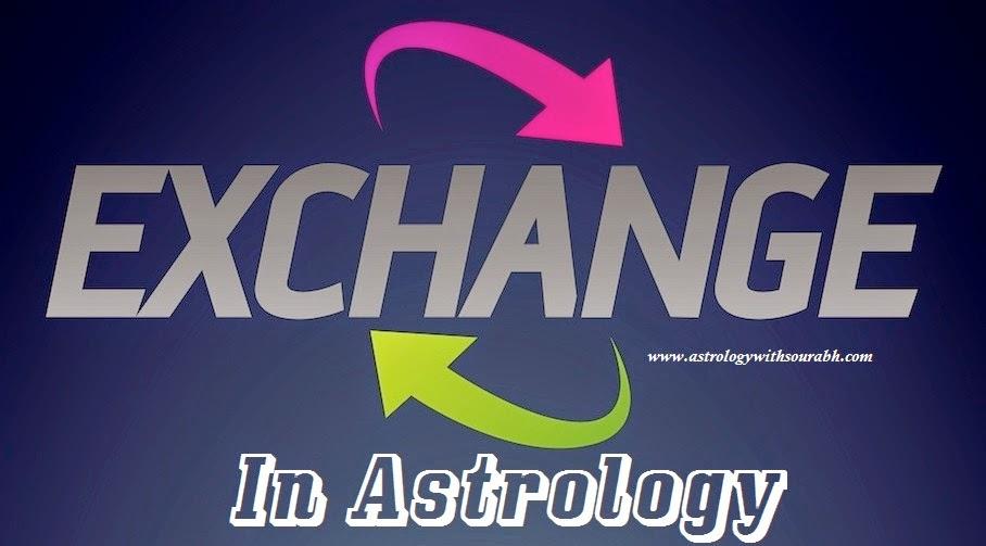 Vedic Astrology Research Portal: Exchange / Parivartan Yoga