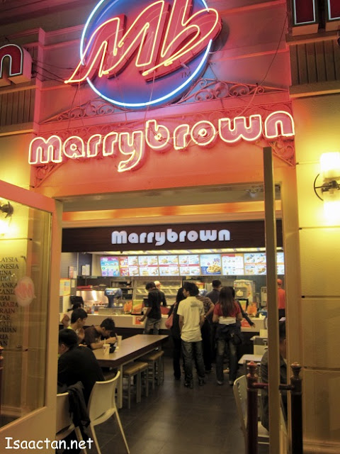Marrybrown Restaurant
