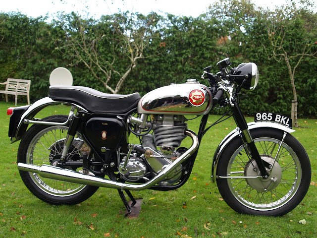 BSA Gold Star Clubman Review